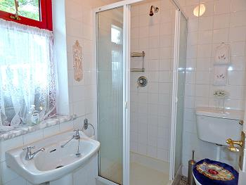 Bathroom with WC/shower/basin